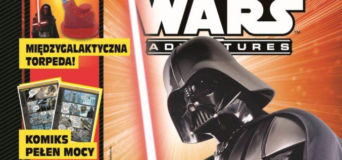 STAR WARS ADVENTURES – nowe pismo dla dzieci
