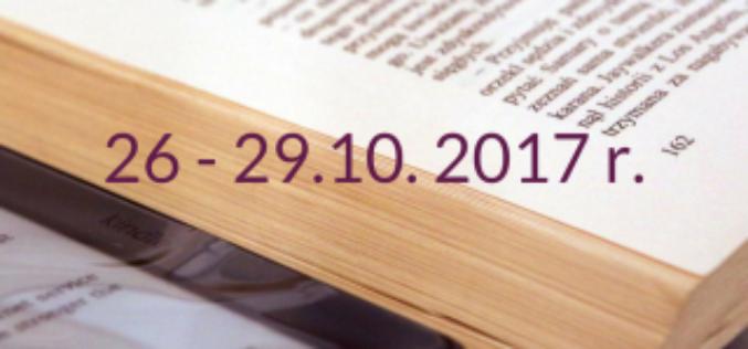 Znamy termin 21. Międzynarodowych Targów Książki w Krakowie!