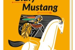 Biały Mustang