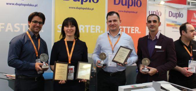 """""""Trzy medale The Prize for Innovations targów RemaDays 2017 dla rozwiązań z oferty Duplo Polska"""""""