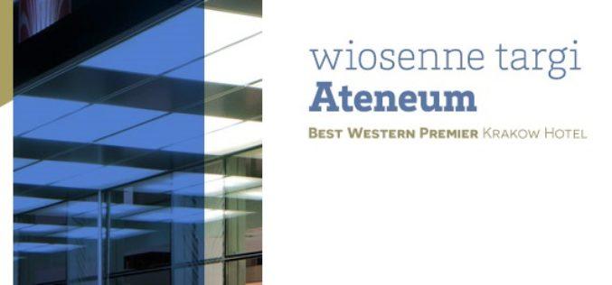 Wiosenne Targi Ateneum 2017