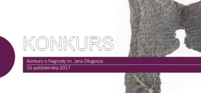 Trwa nabór do Konkursu o Nagrodę im. Jana Długosza