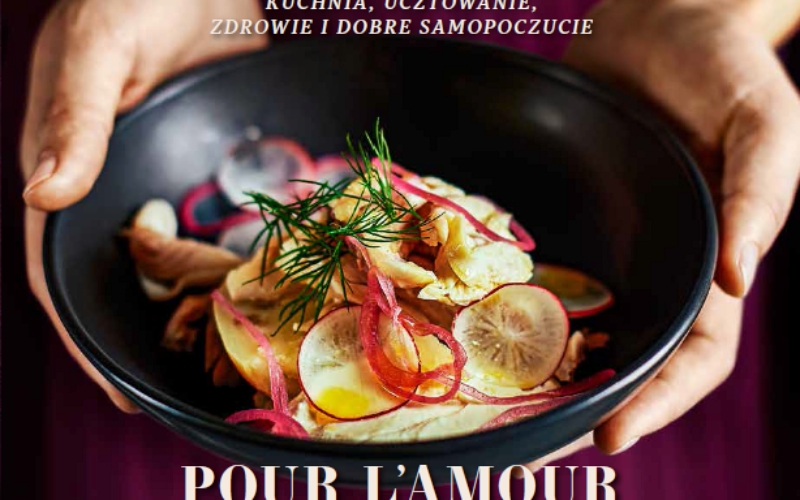 Carrefour wydał książkę kucharsko-lifestylową