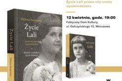 """Premiera książki """"Życie Lali przez nią samą opowiedziane"""""""