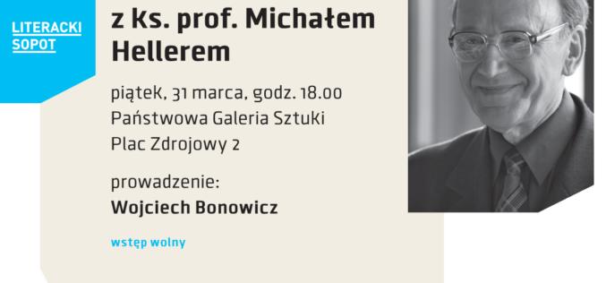 Michał Heller gościem festiwalu Literacki Sopot!
