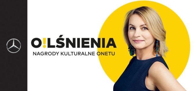 O!Lśnienia – Nagrody Kulturalne Onetu za 2017 rok