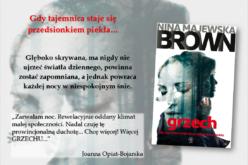 Nowa powieść Niny Majewskiej – Brown