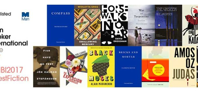 Nominacje do Man Booker International Prize