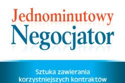 Poznaj sekrety Jednominutowego Negocjatora!