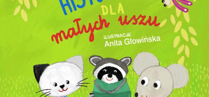 Serial animowany na podstawie książek dla dzieci Joanny Wachowiak