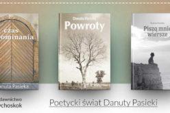 Poetycki świat Danuty Pasieki – poleca wydawnictwo Psychoskok