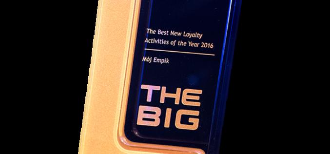Mój Empik wyróżniony Loyalty Awards 2016