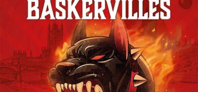 Pies Baskerville'ów w wersji do nauki angielskiego