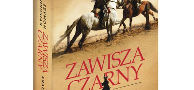 Szymon Jędrusiak – recenzja powieści historycznej o Zawiszy Czarnym