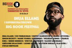 Poznaj gwiazdy V edycji Big Book Festival