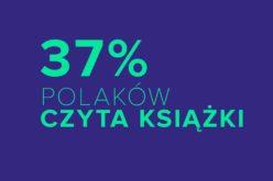 Raport Biblioteki Narodowej – 37% Polaków czyta książki