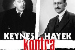 """Studio EMKA poleca """"Keynes kontra Hayek. Spór, który zdefiniował współczesną ekonomię"""""""