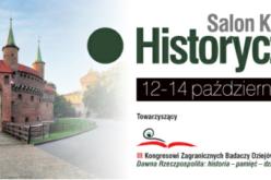 Wyślij zgłoszenie na Salon Książki Historycznej w Krakowie!
