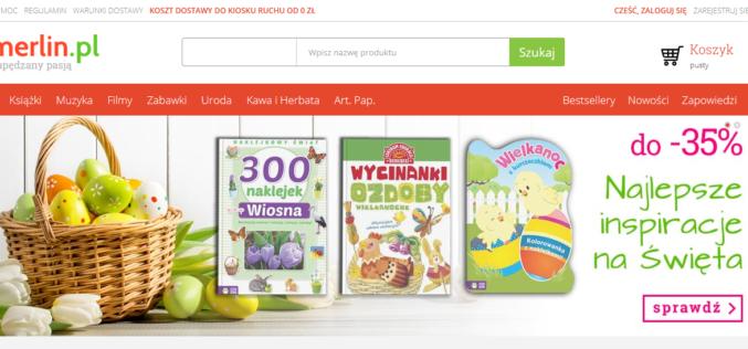 Merlin Publishing – nowe wydawnictwo Merlin Group