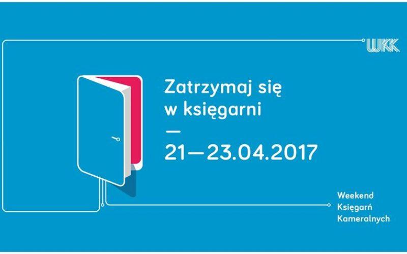 Weekend Księgarń Kameralnych 2017