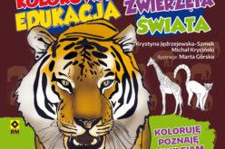 Kolorowa edukacja. Zwierzęta świata
