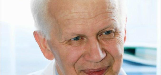 """""""Pozytywista do szpiku kości"""" Wiesław Jędrzejczak, Justyna Wojteczek- poleca STUDIO EMKA"""
