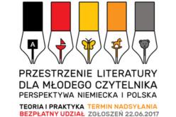 """Konferencja: """"Przestrzenie literatury dla młodego czytelnika"""""""