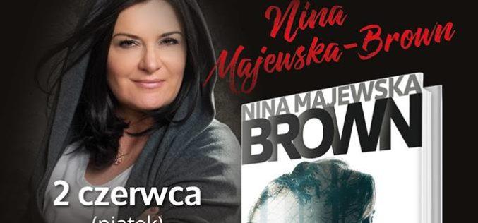 Spotkanie z Niną Majewską-Brown