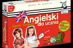 Nowość w serii Kapitan Nauka: pakiet Angielski dla ucznia