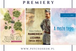 Nowości i zapowiedzi Wydawnictwa Psychoskok (czerwiec)