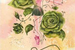 Zielone róże – Katarzyna Ducros
