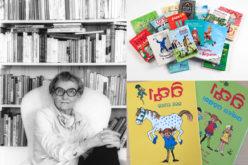 Książki Astrid Lindgren przetłumaczono na 100 języków!