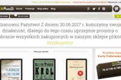 Księgarnia Book&Walk kończy działalność