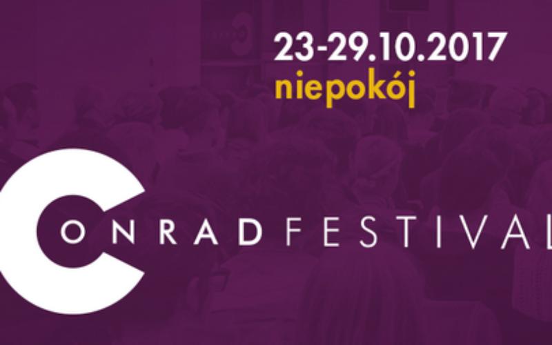 Festiwal Conrada 2017