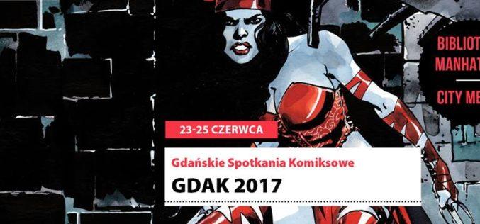 Gdańskie Spotkania Komiksowe GDAK 2017