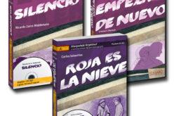 Wydawnictwo Edgard poleca:  hiszpański kryminał z ćwiczeniami