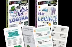 Kieszonkowce – karciane quizy logiczne od wydawnictwa Edgard