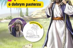 Dziecko poznaje świat wiary… – nowości z serii Biblijne przypowieści poleca Wydawnictwo Świętego Wojciecha