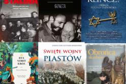 Najlepsze książki historyczne pierwszego półrocza 2017 roku