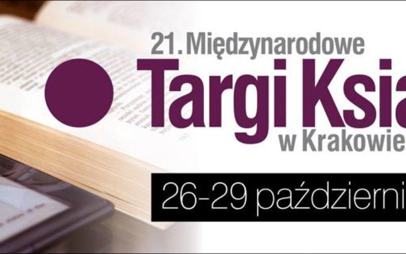 Nagrody na Targach Książki w Krakowie