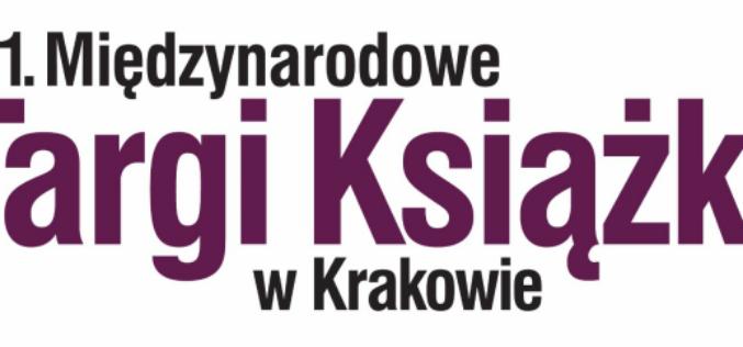 Przyśpieszamy przed 21. Międzynarodowymi Targami Książki w Krakowie