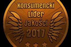Klienci zdecydowali – TaniaKsiazka.pl otrzymała godło Konsumenckiego Lidera Jakości 2017!