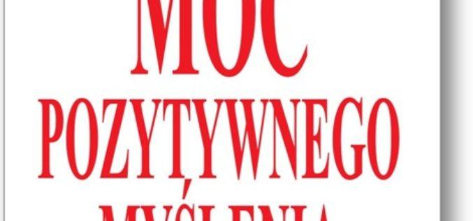 """Studio EMKA poleca najbardziej inspirującą książkę naszych czasów – """"Moc pozytywnego myślenia"""""""