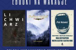 Ebooki które warto przeczytać na wakacjach