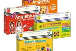 Kapitan Nauka poleca: wciągające pakiety dla ucznia  i dla przedszkolaka!