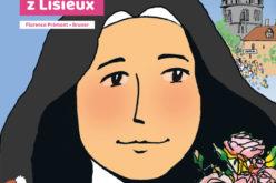 Święta Teresa z Lisieux oraz Msza Święta. Książeczka z naklejkami – nowości Wydawnictwa Świętego Wojciecha
