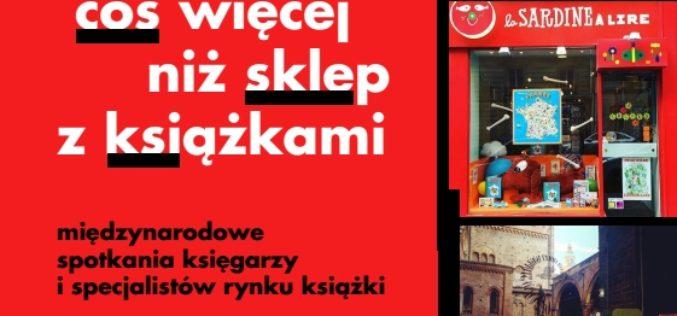 """""""Coś więcej niż sklep z książkami"""" – spotkanie z Piotrem Majorczykiem"""