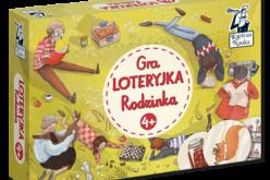 Kapitan Nauka przedstawia nowość w nagradzanej serii – Loteryjka Rodzinka