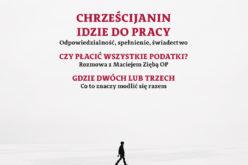 """Wrześniowy numer miesięcznika """"W drodze"""" już w sprzedaży!"""