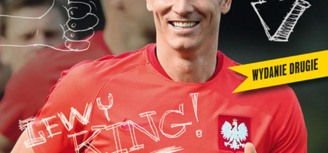 Robert Lewandowski. Z boiska na stadiony